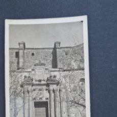Cartoline: LOTE AB CACERES .POSTAL PLASENCIA PORTADA DE SANTO DOMINGO FOTO HERAS. Lote 288378738