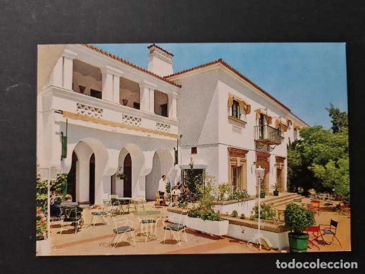 LOTE AB CACERES.POSTAL - CACERES HOTEL EXTREMADURA (Postales - España - Extremadura Moderna (desde 1940))