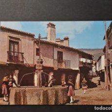 Postales: LOTE AB CACERES.POSTAL -GUADALUPE FUENTE DE LOS TRES CHORROS. Lote 288434928