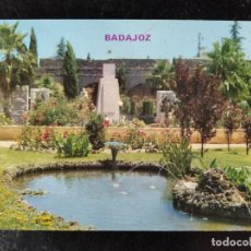 Postales: BADAJOZ - PARQUE DE LA LEGION. Lote 288442118