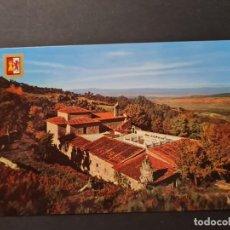 Postales: LOTE AB CACERES. POSTAL EL PALANCAR CACERES MONASTERIO DE SAN PEDRO DE ALCANTARA. Lote 288447633