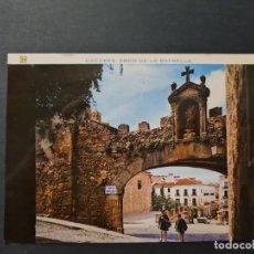 Postales: LOTE AB CACERES. POSTAL ARCO DE LA ESTRELLA ED. PERGAMINO. Lote 288448403