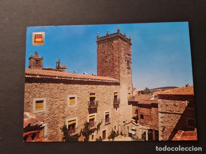LOTE AB CACERES. POSTAL HOSTERIA DEL COMENDADOR (Postales - España - Extremadura Moderna (desde 1940))