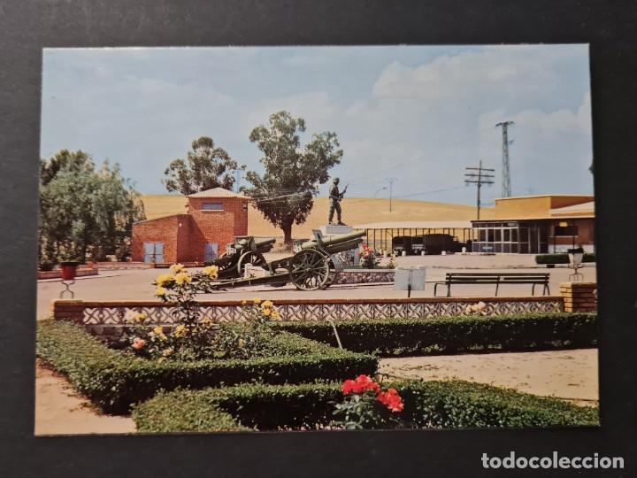 LOTE AB CACERES.POSTAL CACERES CAMPAMENTO DE SANTA ANA CIR Nº3 (Postales - España - Extremadura Moderna (desde 1940))