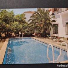 Postales: LOTE AB CACERES.POSTAL HOTEL EXTREMADURA PISCINA. Lote 288451718