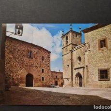 Postales: POSTAL CACERES IGLESIA CONCATEDRAL SANTA MARIA LA MAYOR ARRIBAS. Lote 288452148
