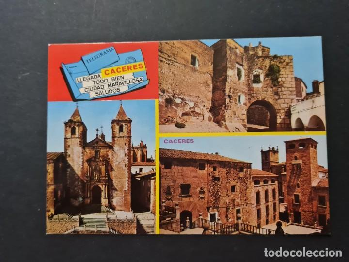 LOTE AB CACERES POSTAL. CÁCERES. ASPECTOS VARIOS. EDICIONES PARÍS (Postales - España - Extremadura Moderna (desde 1940))