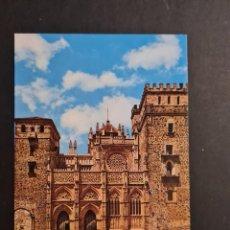 Cartoline: LOTE AB CACERES POSTAL GUADALUPE FACHADA PRINCIPAL DEL TEMPLO DE LA HISPANIDAD. Lote 288452503