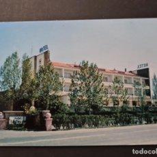 Postales: LOTE AB CACERES. POSTAL TRUJILLO HOTEL LAS CIGUEÑAS. Lote 288453383