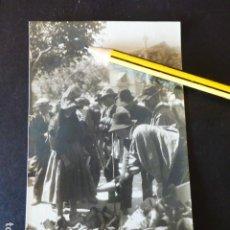 Postales: PLASENCIA CACERES PUESTO DEL MERCADO POSTAL FOTOGRAFICA J. DIEZ FOTOGRAFO. Lote 289308163