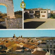 Postales: BADAJOZ, FREGENAL VARIAS VISTAS. ED. LIBRERIA SEVILLA. AÑO 1974. ESCRITA. Lote 289350448