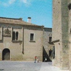 Postales: CACERES, PALACIO DE MAYORALGO. ED. ARRIBAS Nº 74. SIN CIRCULAR. Lote 289351158