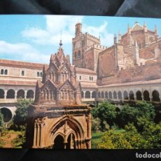 Postales: GUADALUPE, CÁCERES, ANTIGUA POSTAL.ÑZ. Lote 289832583