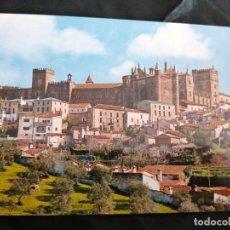 Postales: GUADALUPE, CÁCERES, ANTIGUA POSTAL.ÑZ. Lote 289832673