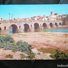 Postales: MERIDA, BADAJOZ, ANTIGUA POSTAL.ÑZ. Lote 289839643