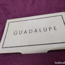 Postais: ANTIGUO LIBRITO CON 10 POSTALES EN ACORDEÓN DE GUADALUPE, CÁCERES, G. GARRABELLA. Lote 293365573
