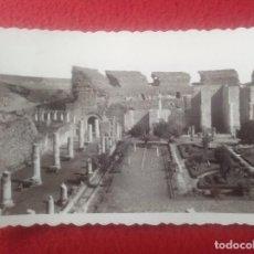 Postales: POSTAL POST CARD Nº 88 MÉRIDA BADAJOZ EXTREMADURA EDICIONES ARRIBAS PERISTILO DEL TEATRO ROMANO..VER. Lote 293417798
