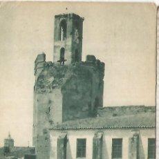Postales: BADAJOZ TORRE DE ESPANTAPERROS SIN ESCRIBIR. Lote 293644118