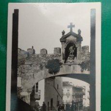 Postales: CACERES ARCO DE LA ESTRELLA (SIGLO XVIII). POSTAL FOTOGRAFICA. Lote 295297988