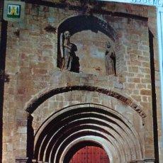Postales: 2 POSTALES: 1 DE PLASENCIA Y OTRA DE ALCÁNTARA (CÁCERES). Lote 295699588