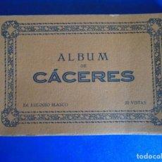 Postales: (PS-66604)BLOCK DE 20 POSTALES DE CACERES-ED.EULOGIO BLASCO. Lote 296959908