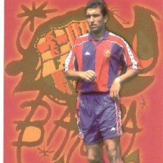 Coleccionismo deportivo: POSTAL F.C. BARCELONA : ABELARDO *. Lote 3913077