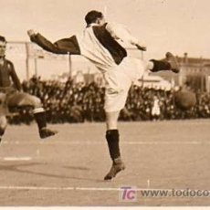 Coleccionismo deportivo: POSTAL ORIGINAL PARTIDO INTERNACIONAL F.C BARCELONA. Lote 4478728