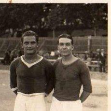 Coleccionismo deportivo: BARCELONA PARTIDO BENEFICO - ARGENTONA 4 -08-1932 (ORIGINAL). Lote 4478815