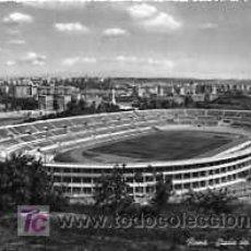 Coleccionismo deportivo: CAMPO DE FUTBOL DE ROMA, STADIO DE CENTOMILA, CIEN MIL ESPECTADORES. Lote 5010703
