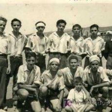 Coleccionismo deportivo: EQUIPO DE FUTBOL DE SAN FELIU DE LLOBREGAT, AÑO 1948. Lote 5181112