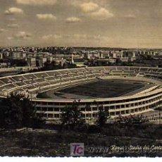 Coleccionismo deportivo: POSTAL DE UN CAMPO DE FUTBOL -ROMA STADIO DEI CENTOMILA. Lote 23210484