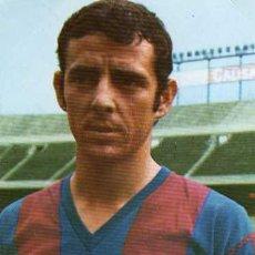 Coleccionismo deportivo: F.C. BARCELONA, JESUS ANTONIO DE LA CRUZ, PUBLICIDAD DE WILLIAMS. Lote 6969049