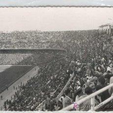 Coleccionismo deportivo: (PS-5005)POSTAL CAMPO DE FUTBOL DEL REAL MADRID ESTADIO CHAMARTIN-EDICIONES ARRIBAS. Lote 7556166