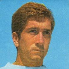 Coleccionismo deportivo: POSTAL DEL JUGADOR DE FUTBOL DEL REAL MADRID VELAZQUEZ. Lote 11068022
