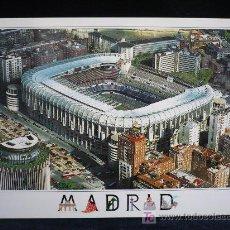 Coleccionismo deportivo: SANTIAGO BERNABEU. SIN CIRCULAR. Lote 8435685