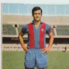 Coleccionismo deportivo: POSTAL DE FUTBOL C.F.BARCELONA TORRES. Lote 8544553