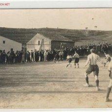 Coleccionismo deportivo: FUTBOL PARTIDO AÑOS 20. Lote 1854265