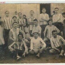 Coleccionismo deportivo: (1596-F) FUTBOL EQUIPO AÑO 1915. Lote 1936253