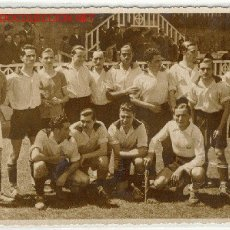 Coleccionismo deportivo: (1762-F) FOTOGRAFIA EQUIPO DE FUTBOL AÑO 1936. Lote 2143017