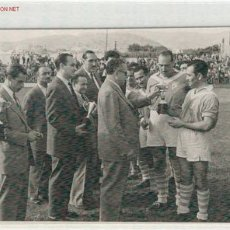 Coleccionismo deportivo: (2293-F) FOTOGRAFIA FUTBOL C.F.BADALONA AÑOS 50. Lote 2604107