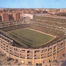 Coleccionismo deportivo: REAL MADRID - ESTADIO SANTIAGO BERNABEU (CIRCULADA EN 1967). Lote 40298276