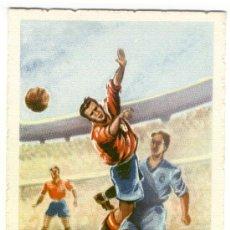 Coleccionismo deportivo: POSTAL DE LA COLECCION ASES DEL BALON - PANIZO (ATHLETIC DE BILBAO). Lote 26922656
