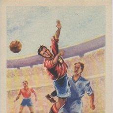 Coleccionismo deportivo: POSTAL DEL ATHLETIC DE BILBAO DEL JUGADOR PANIZO FUTBOL DEPORTES ASES DEL BALON. Lote 17709789