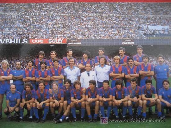 barcelona anos 80