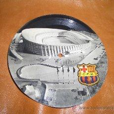 Coleccionismo deportivo: DISCO IGNAGURACION CAMP NOU 24 SEPTIEMBRE 1957. Lote 13451066