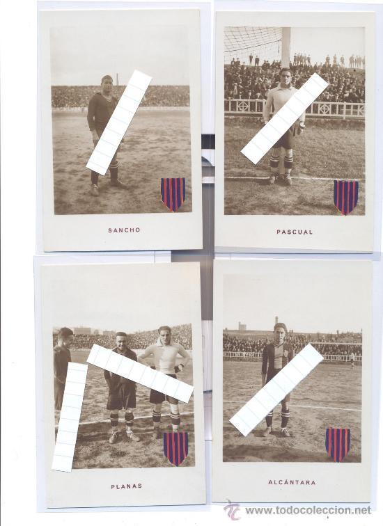 Coleccionismo deportivo: F.C. BARCELONA 1922 23 INCREIBLE COLECCION 12 POSTALES FOTOGRAFICAS LES CORTS FUTBOL BARCA UNA JOYA! - Foto 2 - 49970909