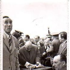 Coleccionismo deportivo: FOTO DE LA INAGURACION DEL CAMP NOU-FUTBOL CLUB BARCELONA-BARÇA. Lote 13842300