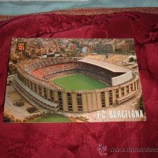 Coleccionismo deportivo: POSTAL ESTADIO F C BARCELONA. Lote 14773358