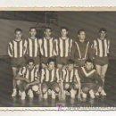 Coleccionismo deportivo: FOTOGRAFÍA EQUIPO DE FUTBOL. FUTBOL SALA. (FOTO GÓMEZ, PAMPLONA). Lote 15498539