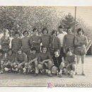 Coleccionismo deportivo: FOTOGRAFÍA EQUIPO DE FUTBOL DE SAN CELONI. C.1960. Lote 15627553